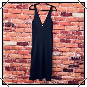 URBAN OUTFITTERS Sleeveless Navy Jumpsuit Size S